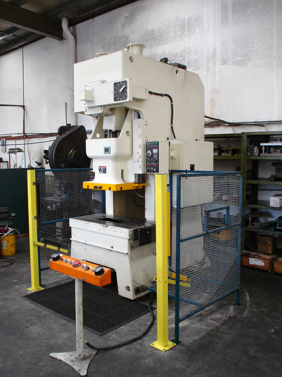Metal Stamping Press 110 Ton