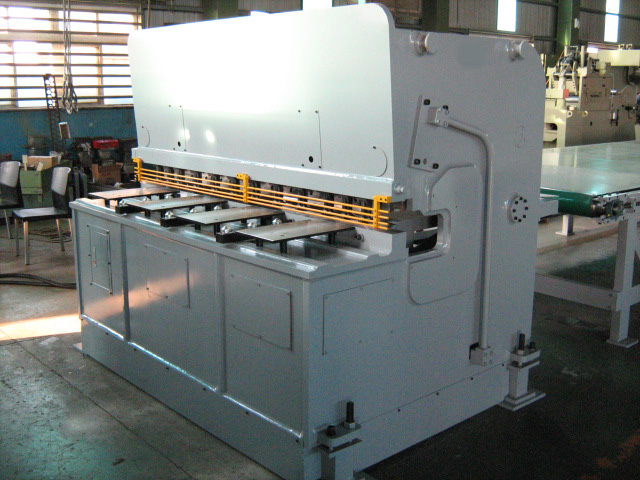 Cut to Length line Guillotine