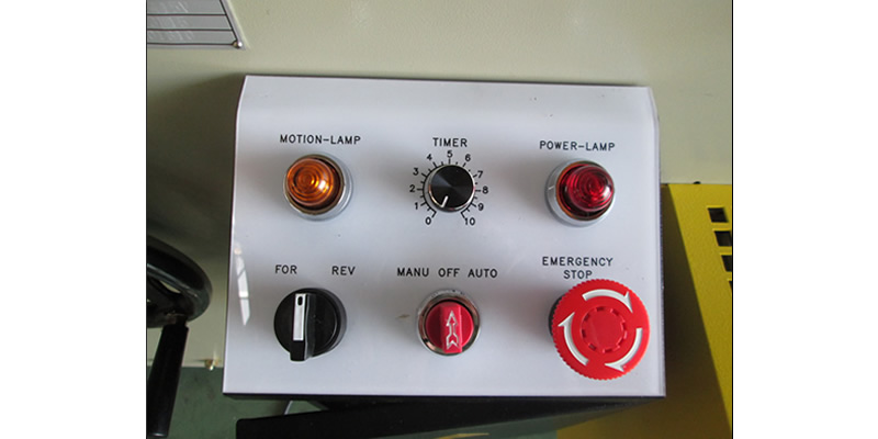 Economy 2 in 1 Cradle Control Panel